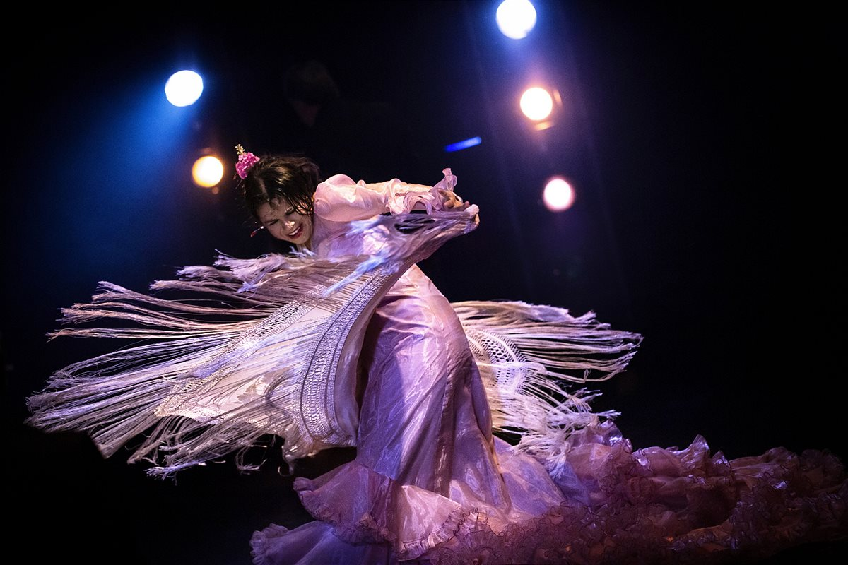 Tradition des Flamenco in Andalusien